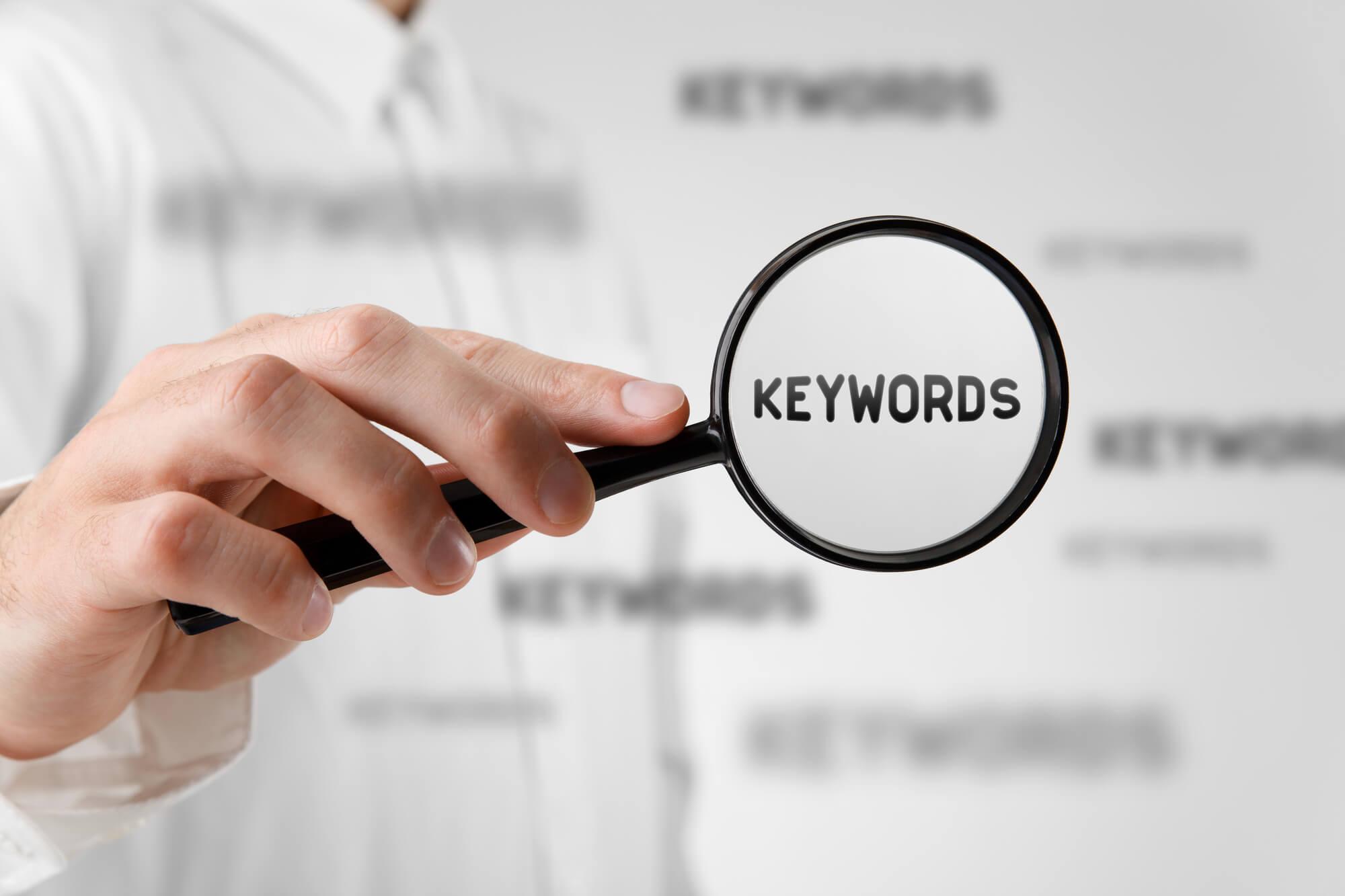 Choose the Best Keywords Golf Club Marketing