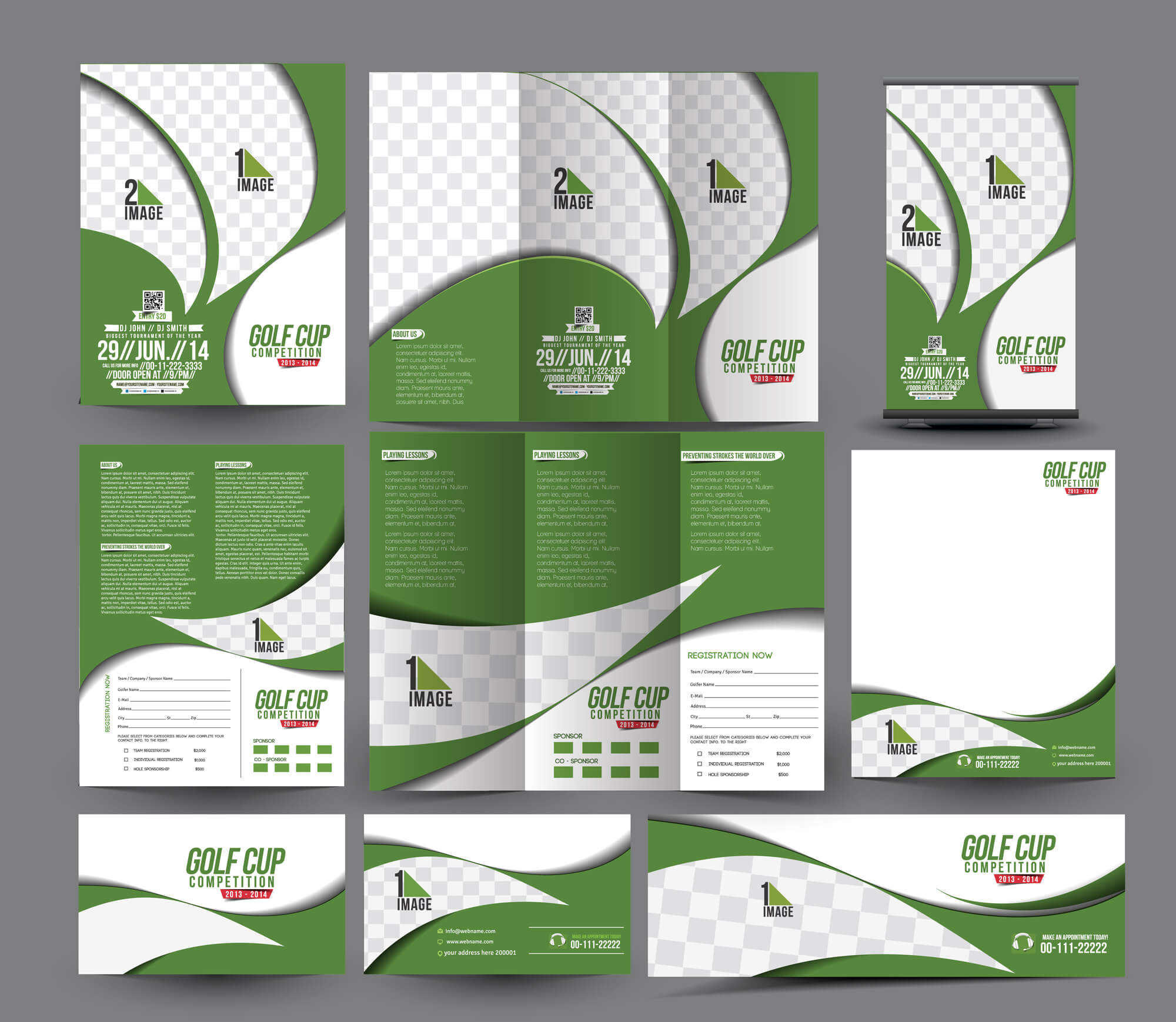 Offer various subscription style memberships Golf Club Marketing