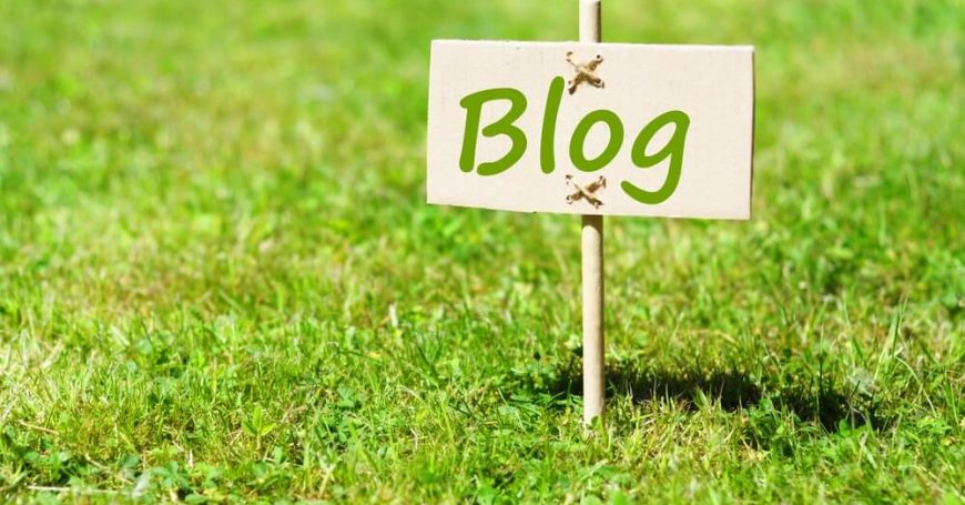 There is no need to hire a specialist or outsource for blogging.