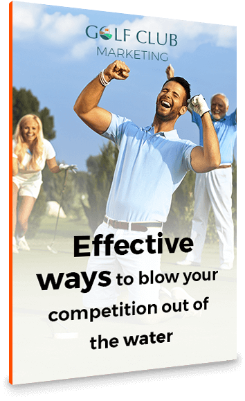 Effective ways to blow your competition out of the water